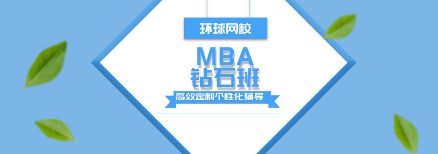 青島mba鉆石班-青島的mba輔導機構-青島環球網校