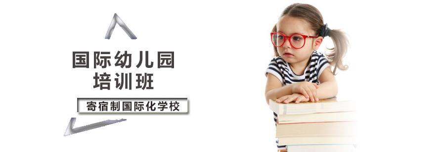 国际幼儿园培训