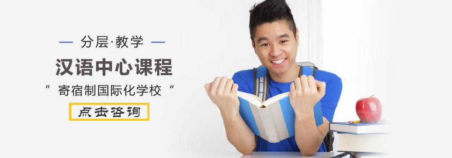 汉语中心课程培训