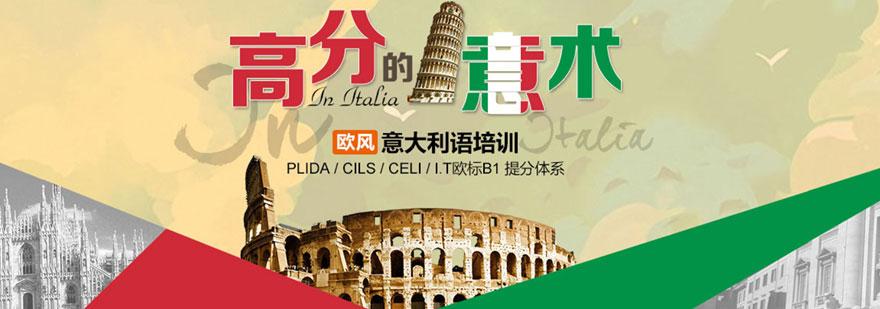 天津意大利语考级课程