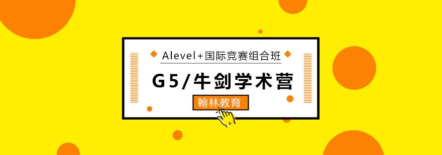 广州G5牛剑学术营,广州Alevel培训机构