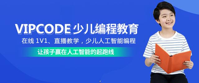 福州vipcode少兒編程