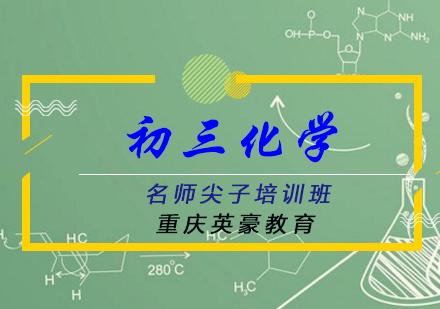 初三化學名師尖子培訓班
