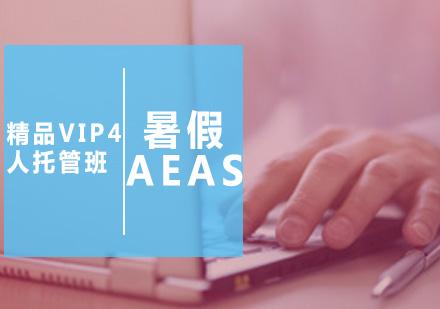 广州AEAS培训-暑假AEAS精品VIP4人托管班