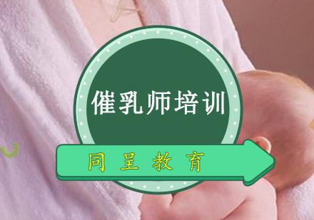 重慶同呈教育_催乳師培訓
