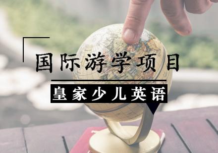 天津國際游學培訓-國際游學項目