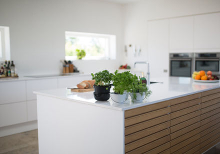 室內設計:廚房裝修材料的選擇