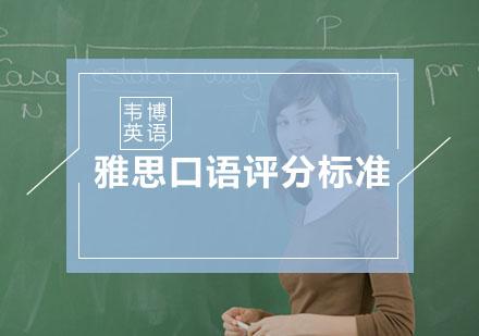雅思口語評分標準,你知道嗎-福州雅思口語培訓