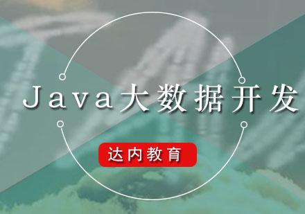 广州达内教育_Java大数据开发课程
