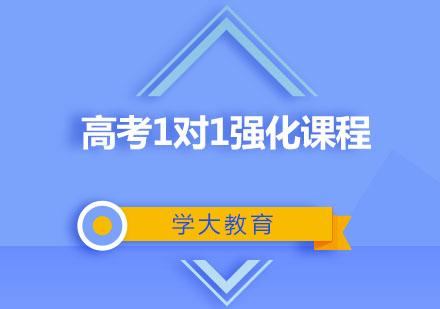上海高考培訓-高考1對1強化課程