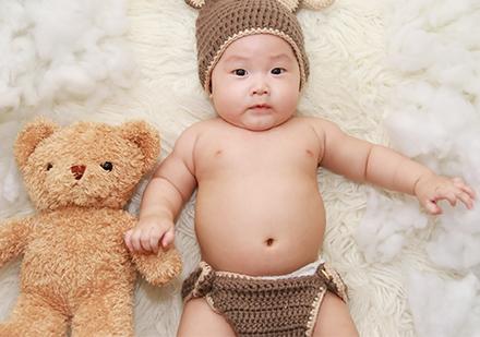 關于寶寶穿內褲的事情