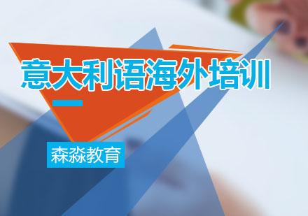 广州意大利语培训-意大利语海外培训