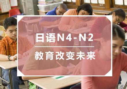 杭州小语种培训-日语N4-N2培训