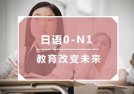 杭州小语种培训-日语0-N1培训