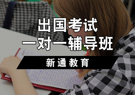 天津綜合英語培訓-出國考試一對一輔導班