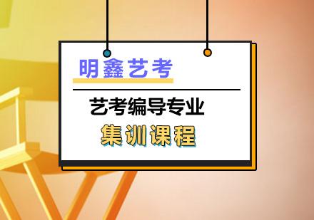 上海編導專業培訓-藝考編導專業集訓課程