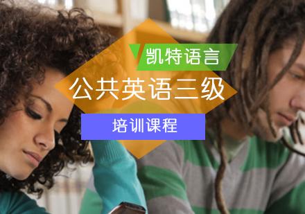 北京公共英語培訓-公共英語三級培訓課程