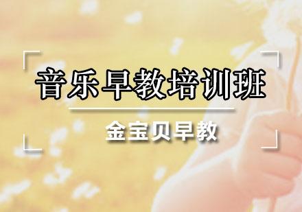 廣州金寶貝早教_音樂早教培訓班