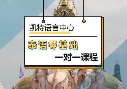 北京泰語培訓-泰語零基礎一對一課程