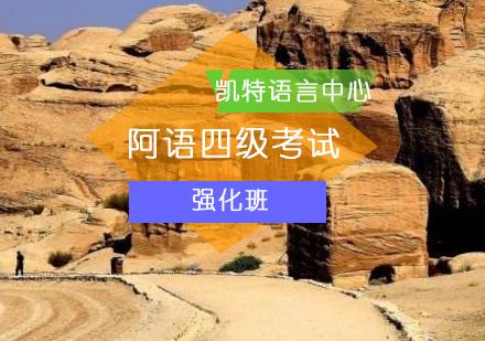 北京阿拉伯語培訓-阿語四級考試強化班
