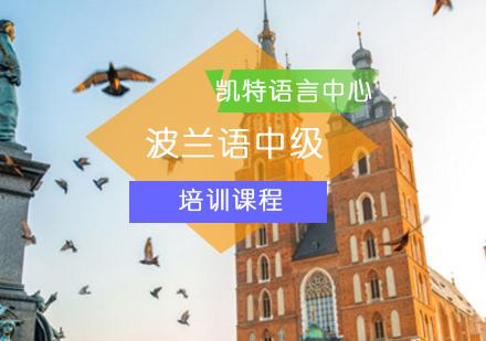 北京波蘭語培訓-波蘭語中級培訓課程