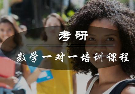 重慶考研公共課培訓-考研數學一對一培訓課程