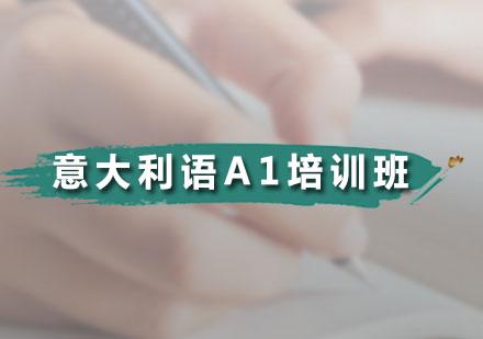广州意大利语培训-意大利语A1培训班