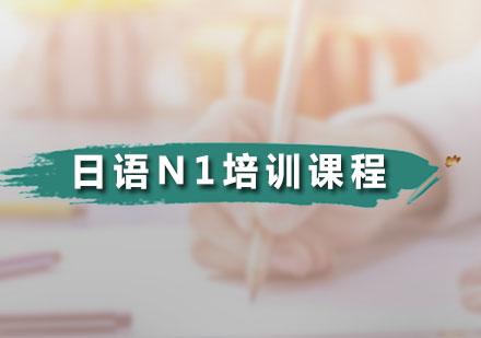 廣州日語培訓-日語N1培訓課程