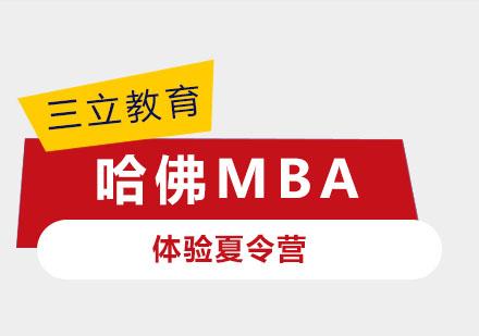 上海夏令營培訓-哈佛MBA體驗夏令營