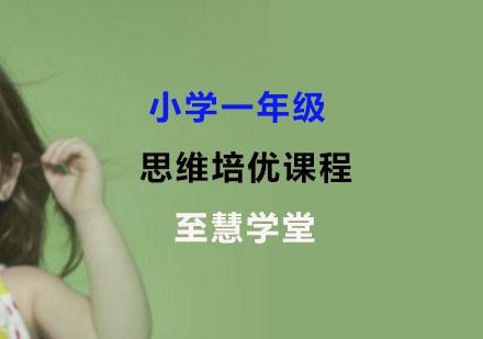 上海學前教育培訓-小學一年級思維培優課程