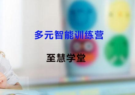 上海學前教育培訓-多元智能訓練營