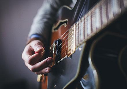 吉他練習誤區
