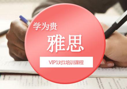 雅思VIP1對1培訓課程