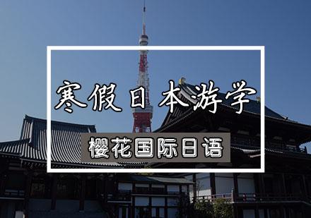 天津國際游學培訓-寒假日本游學