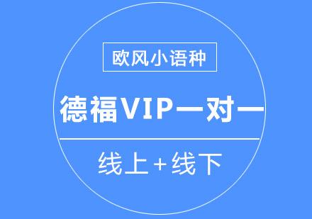 重慶德語培訓-德福VIP一對一培訓課程