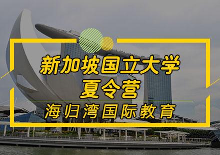 天津背景提升培訓-新加坡國立大學夏令營
