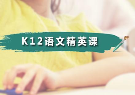 广州中学辅导培训-K12语文精英课
