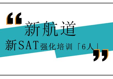 重慶SAT培訓-新SAT強化培訓課程「6人」