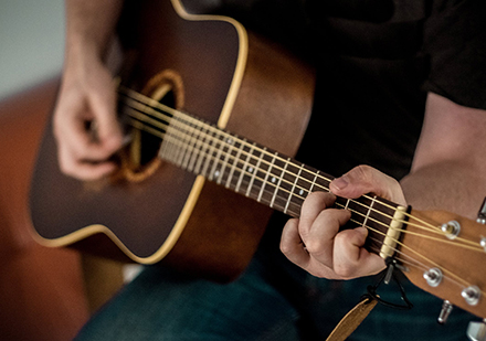 幾個吉他入門知識點