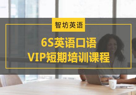 6S英語口語VIP短期培訓課程