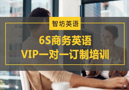 6S商務英語VIP一對一訂制培訓