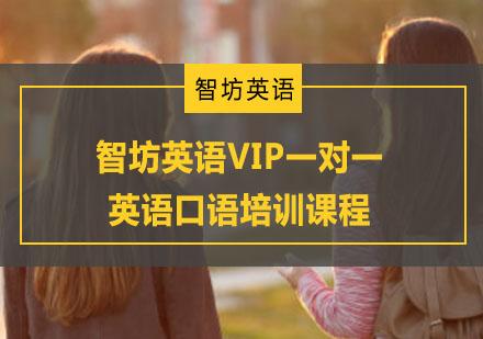 智坊英語VIP一對一英語口語培訓課程