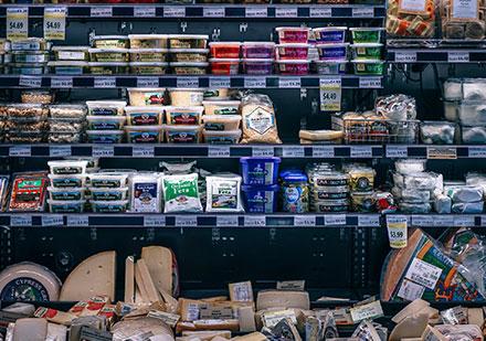 逛超市用的到的英語