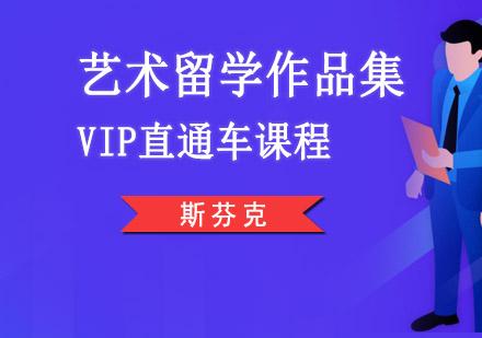 重慶作品集培訓-藝術留學作品集VIP直通車課程