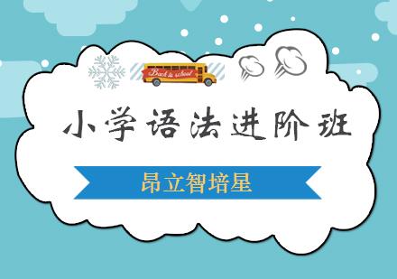 上海小學輔導培訓-小學語法進階班