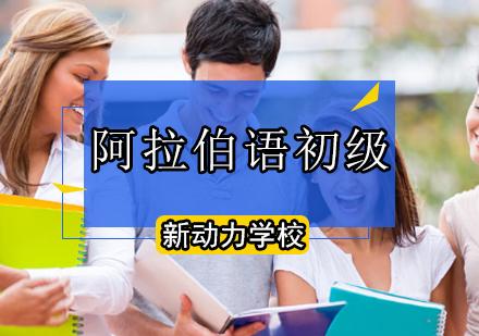 北京阿拉伯語培訓-阿拉伯語初級班