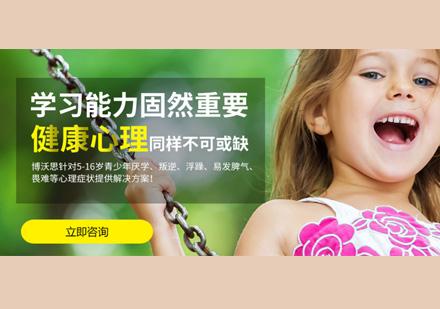 北京青少兒心理輔導培訓-青少年心理輔導