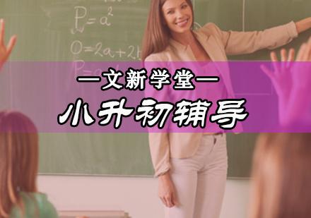 北京小升初培訓-小升初輔導班
