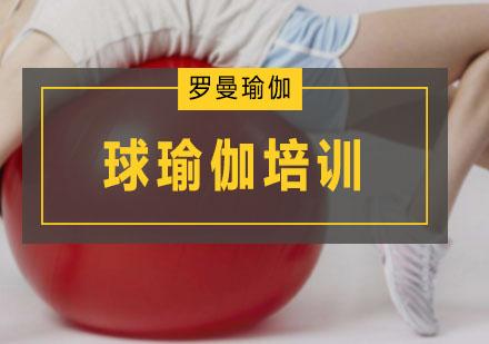 广州瑜伽培训-球瑜伽培训班