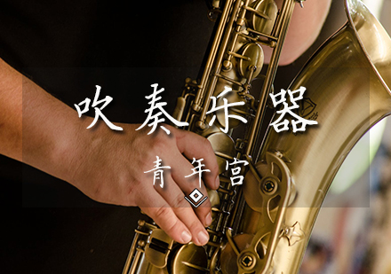 天津樂器培訓-吹奏樂器課程